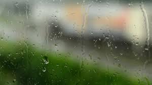 bulle de pluie
