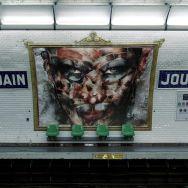Vermibus métro parisien 2