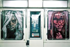 Vermibus métro parisien 2017